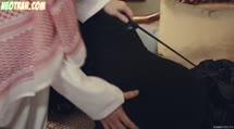 Арабская пара занялась страстным сексом